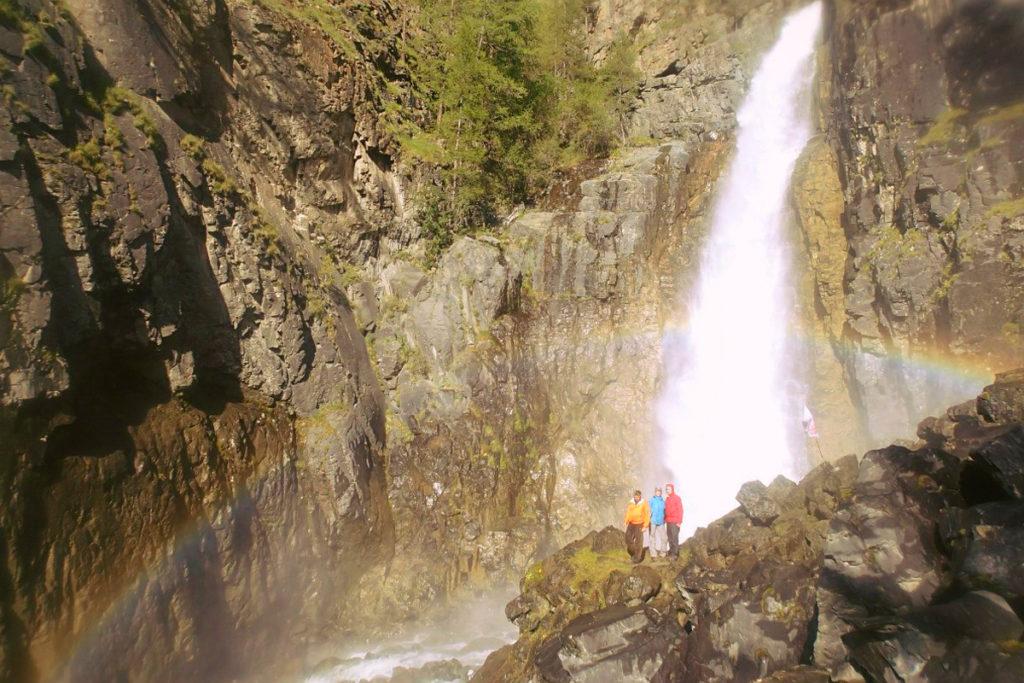 Смотреть фотографии водопад текелю алтайский край